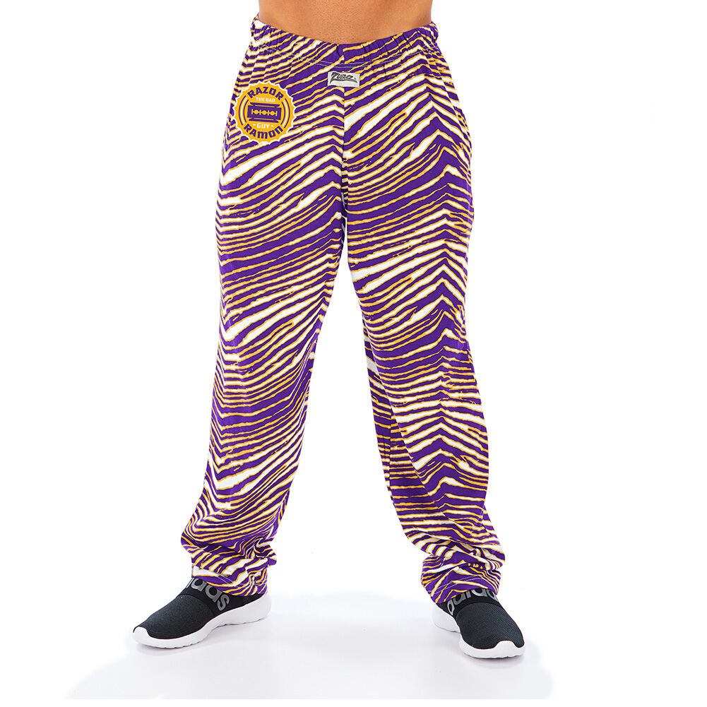 Razor Ramon The Bad Guy Zubaz Pants Image 1