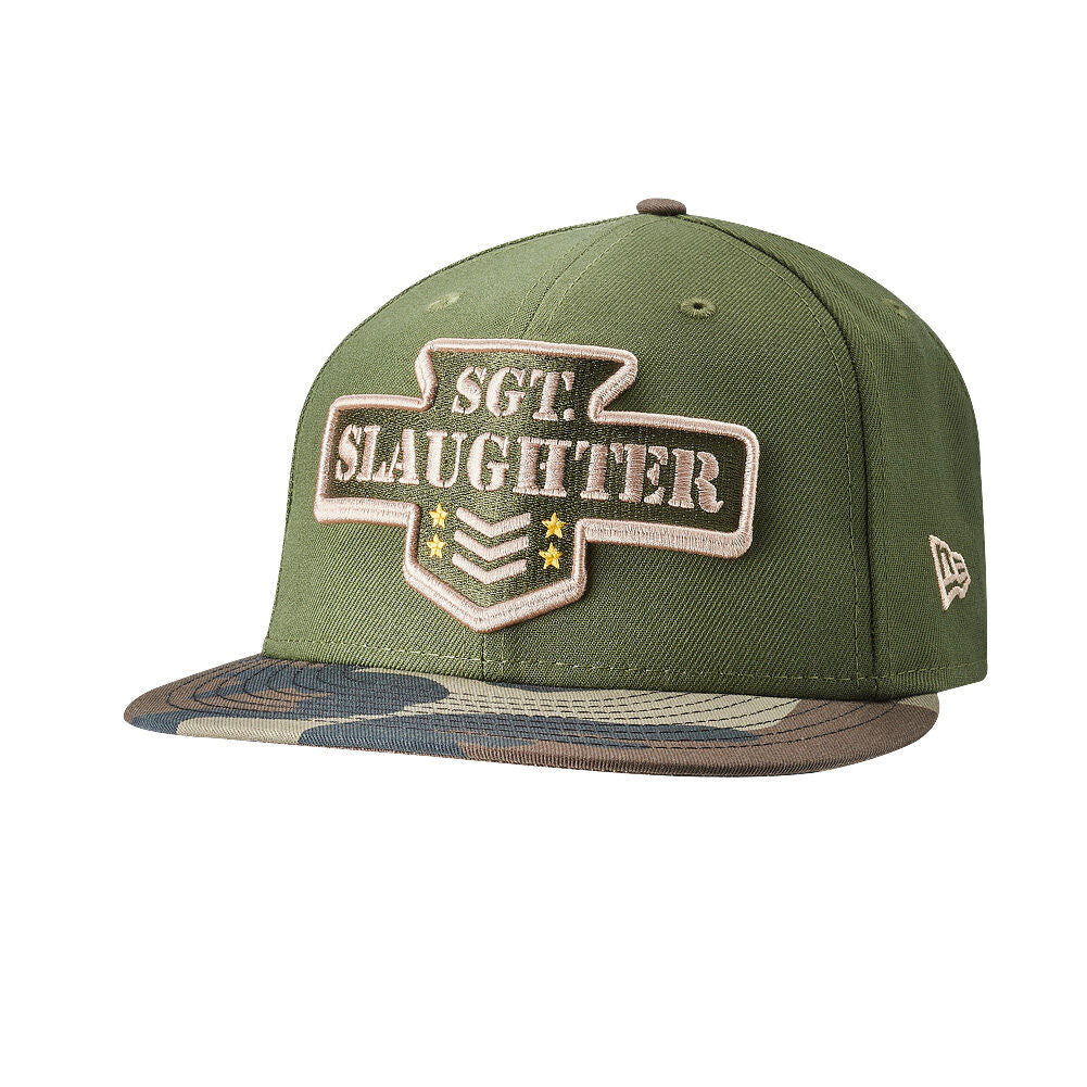 Sgt. Slaughter Retro All Stars 9Fifty Snapback Hat