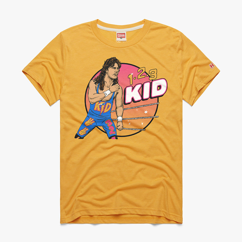 1-2-3 Kid Homage T-Shirt