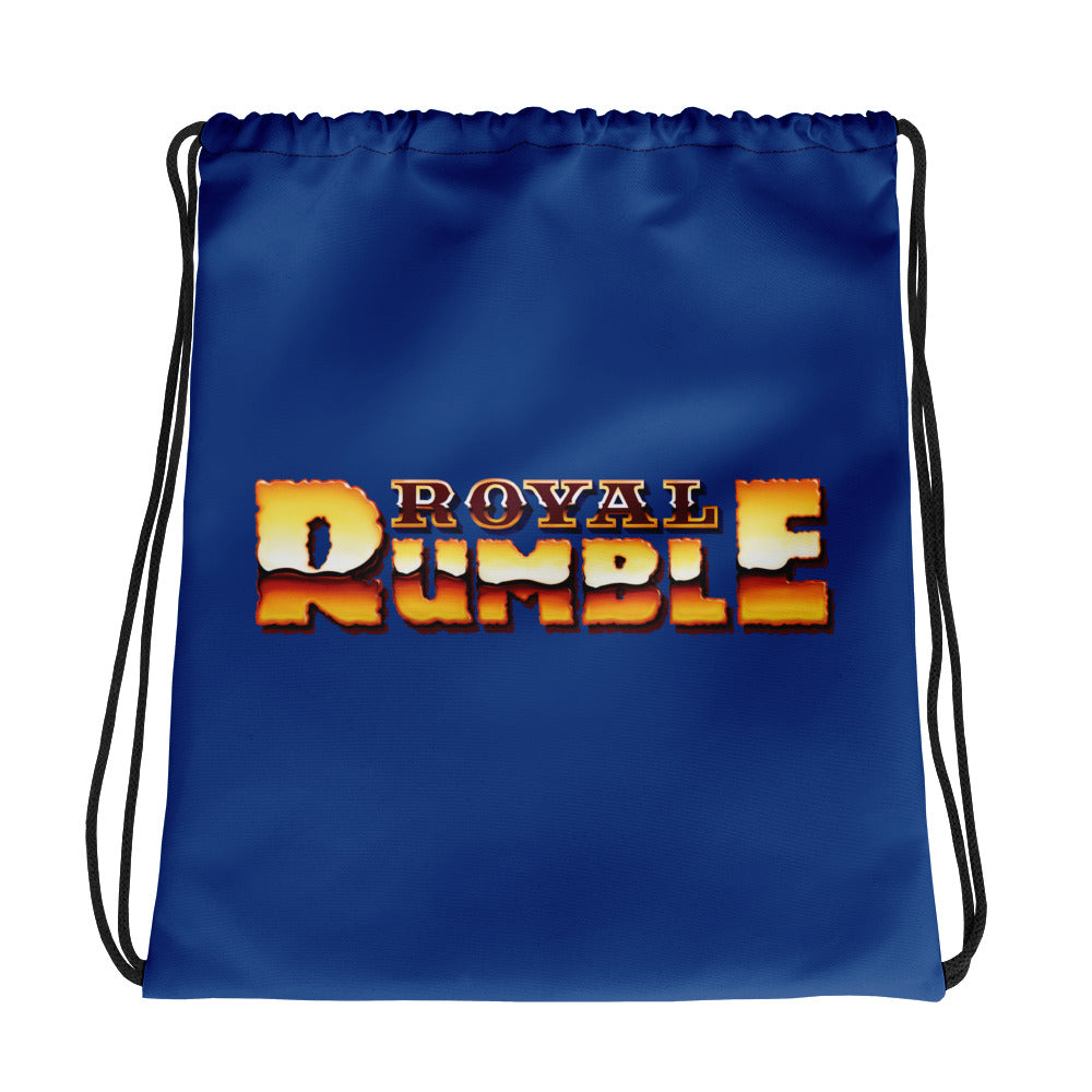 Royal Rumble '89 Drawstring bag