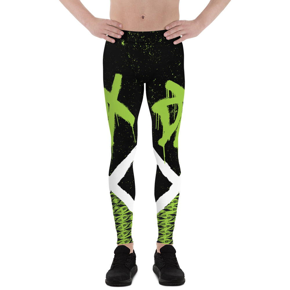 D-Generation X Men's Leggings