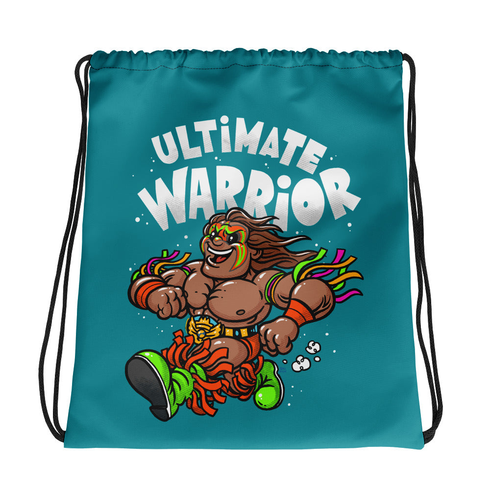 Ultimate Warrior x Bill Main Drawstring Bag