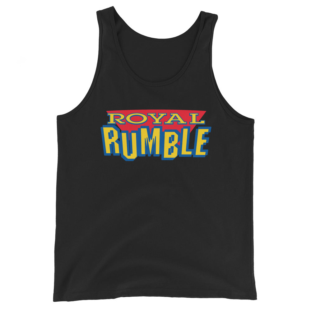 Royal Rumble '96 Tank Top