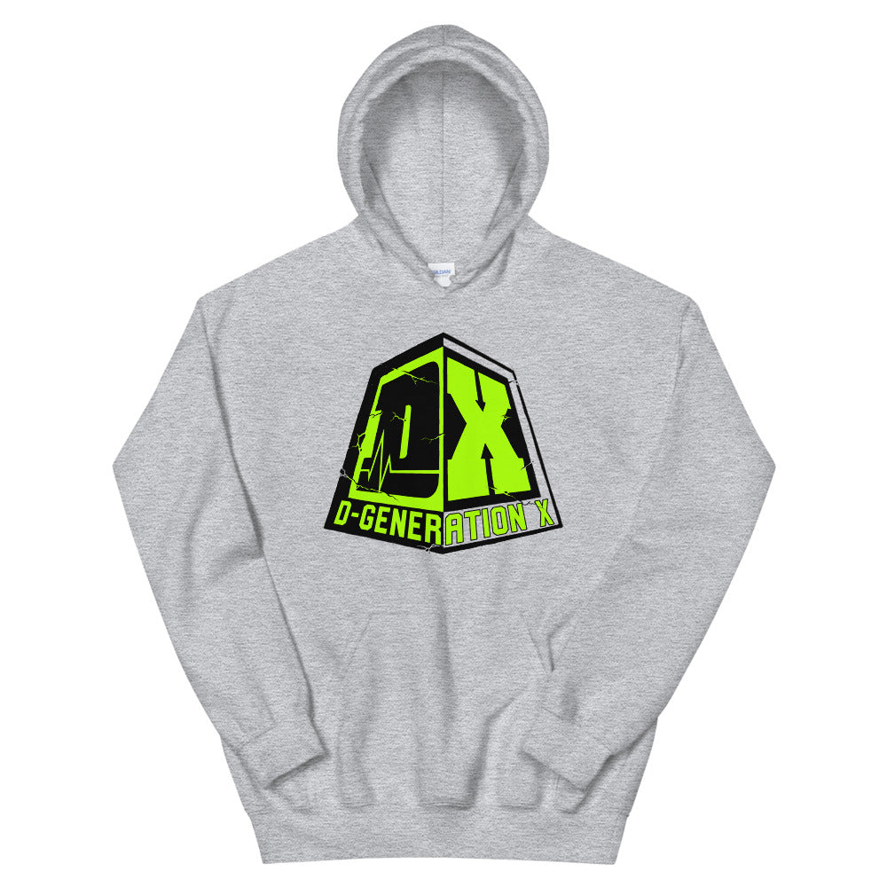 "D-Generation X ""Block"" Pullover Hoodie"