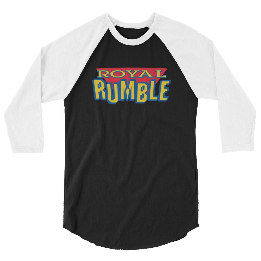 Royal Rumble '96 3/4 Sleeve Raglan Shirt
