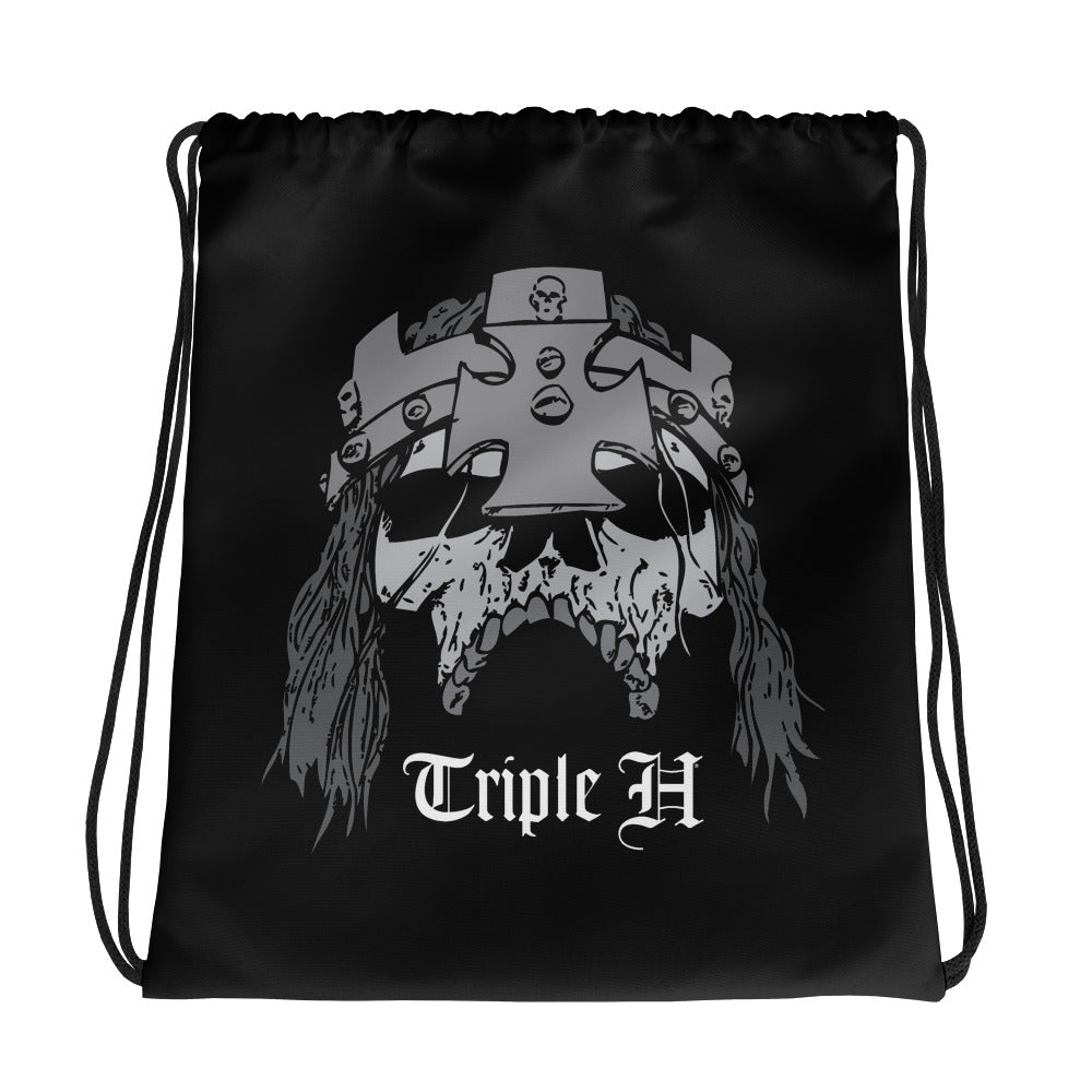 Triple H Drawstring Bag