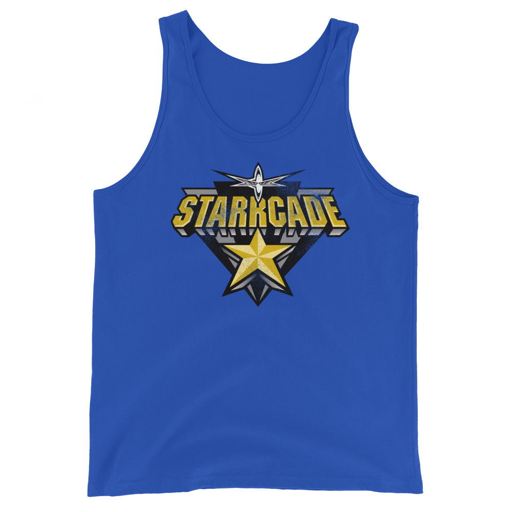 WCW Starrcade Old School Tank Top