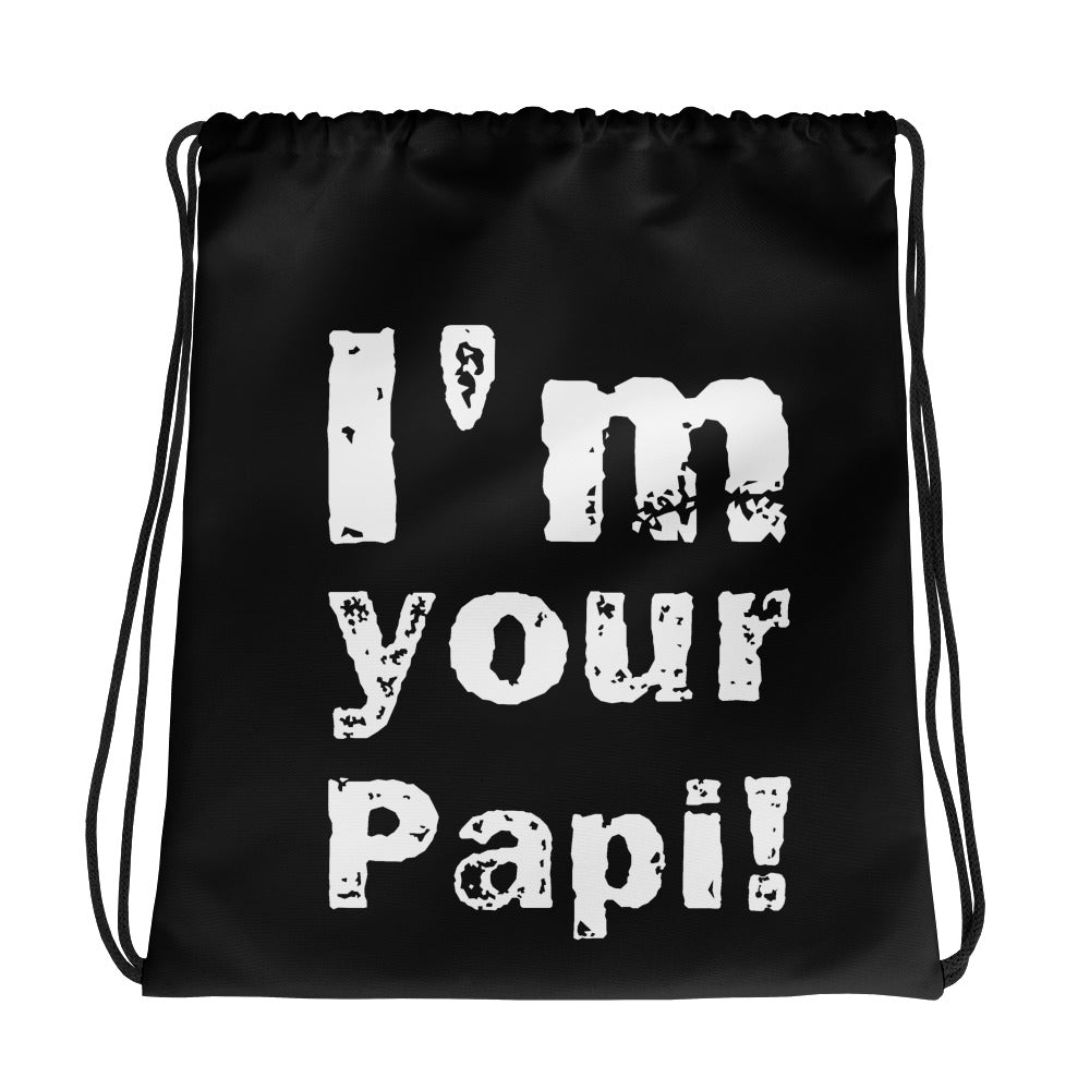 "Eddie Guerrero ""I'm Your Papi!"" Drawstring Bag"