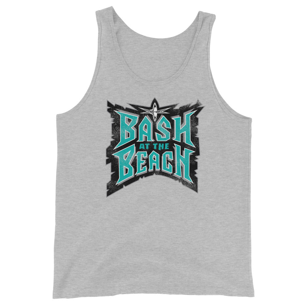 WCW Bash At The Beach Old School Tank Top