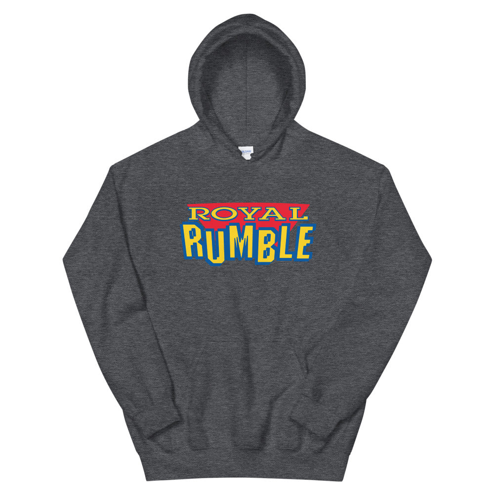 Royal Rumble '96 Pullover Hoodie Sweatshirt