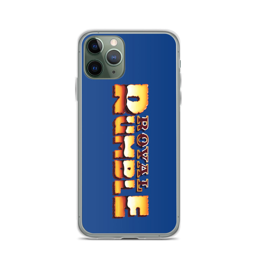 Royal Rumble '89 iPhone Case