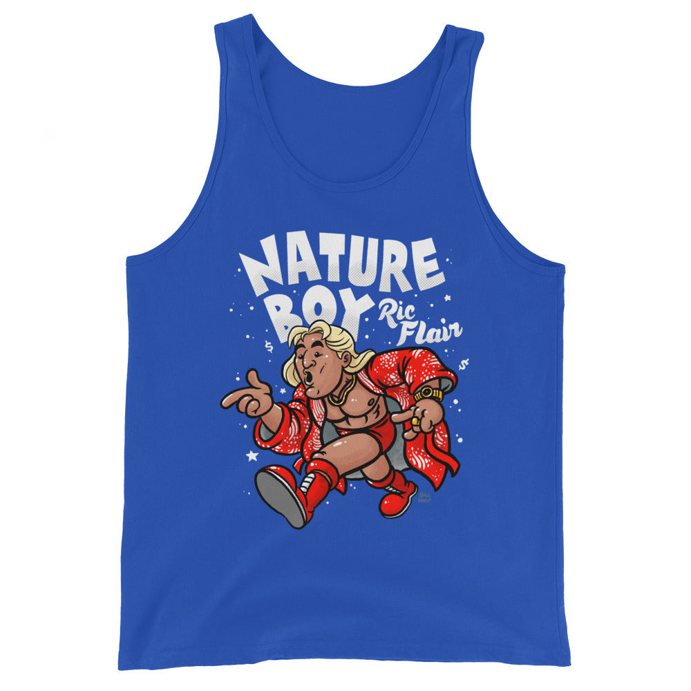 Ric Flair x Bill Main Ric Flair Superstar Tank Top