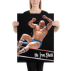 "Iron Sheik ""Top Rope"" Photo Poster"