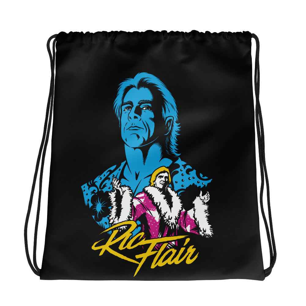 Ric Flair Drawstring bag