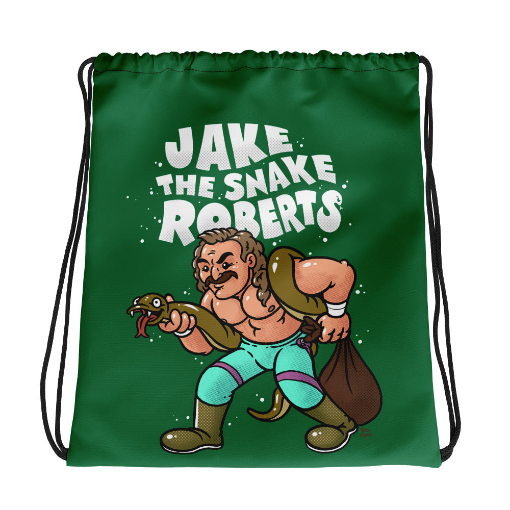 Jake The Snake x Bill Main Drawstring Bag