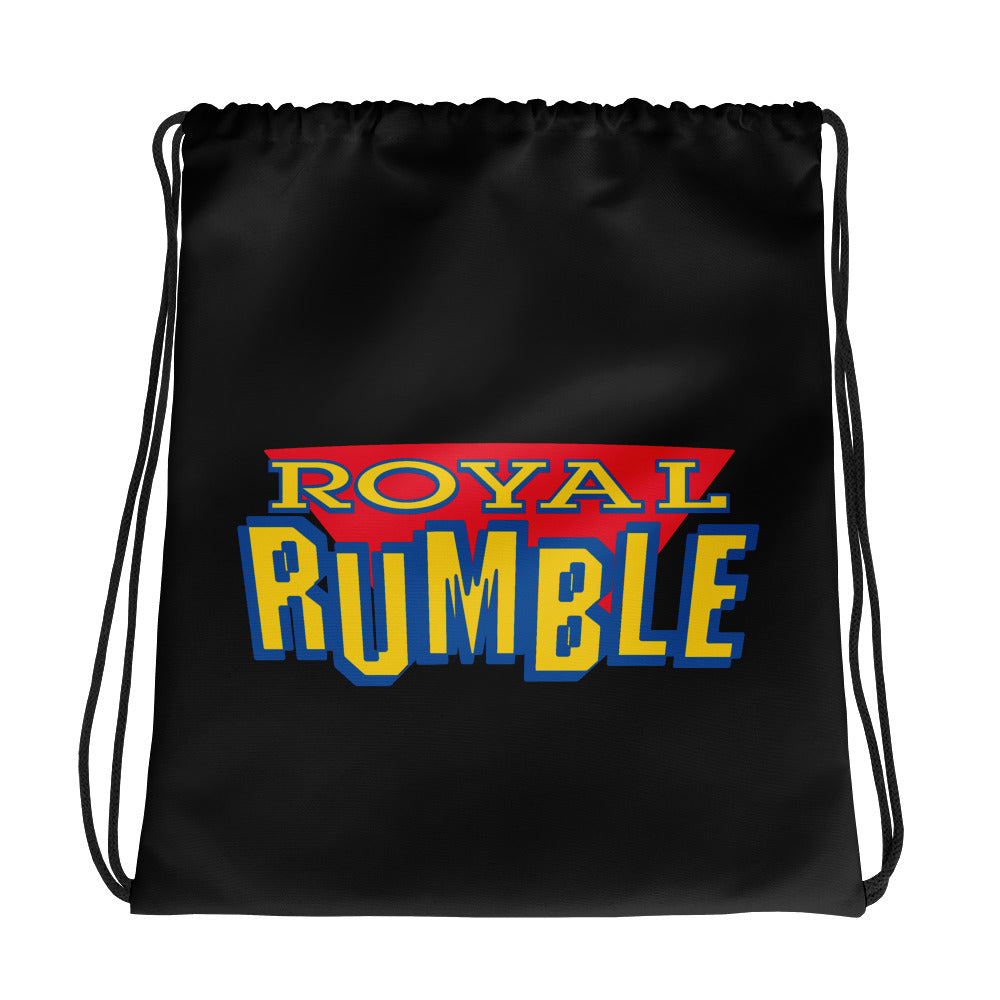 Royal Rumble '96 Drawstring Bag