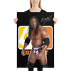 "Booker T ""Signature"" Photo Poster"