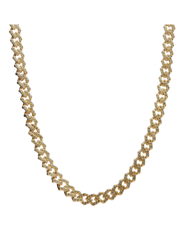 Crystal Haze Mexican Chain - Olive freeshipping - Nour Butikken