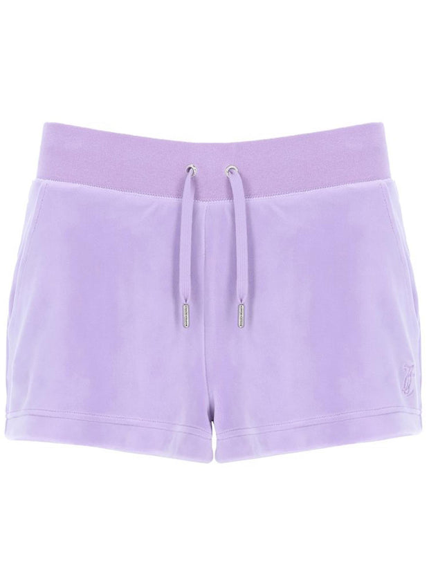 Eve shorts - pastel lilac