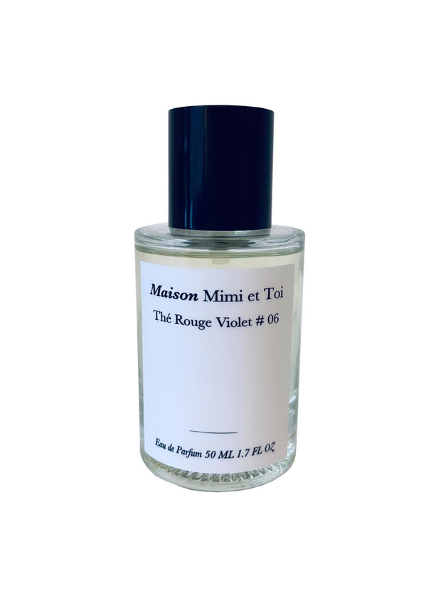 Mimi Et Toi The Rouge Violet #06 - Eau De Parfume - 50ML freeshipping - Nour Butikken