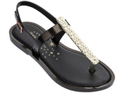 Slim Sandal II Black