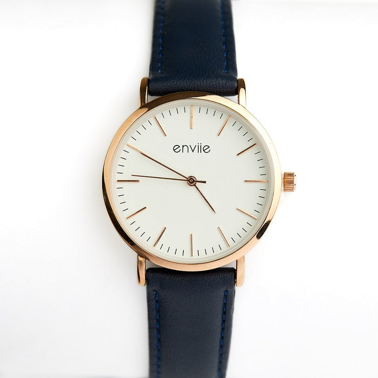 Classic Watch Rose Gold