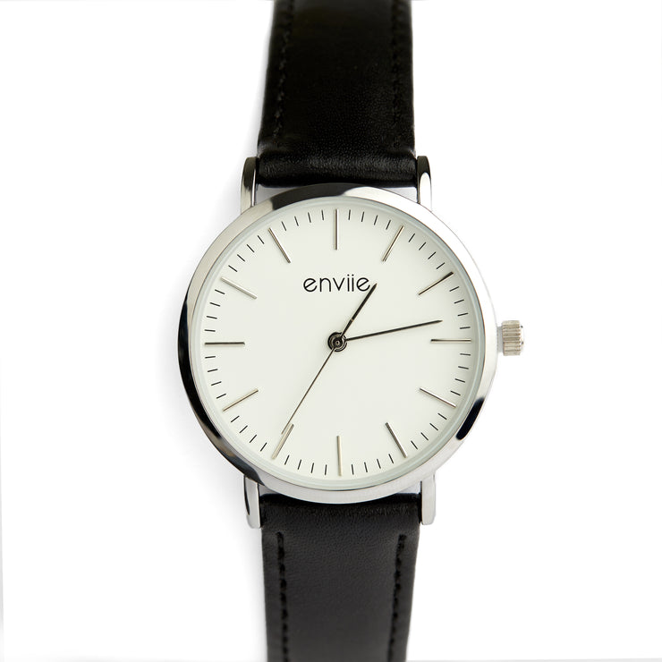 Classic Watch Silver - M DREAMS