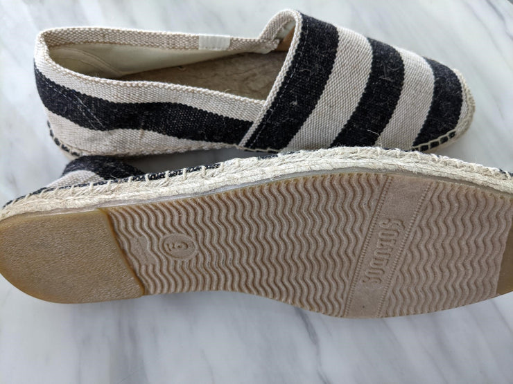 Original Dali Black & Beige Stripe (Men)