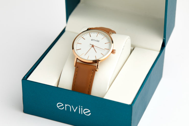 Classic Watch Rose Gold - M DREAMS