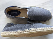 Smoking Slipper Denim (Men)