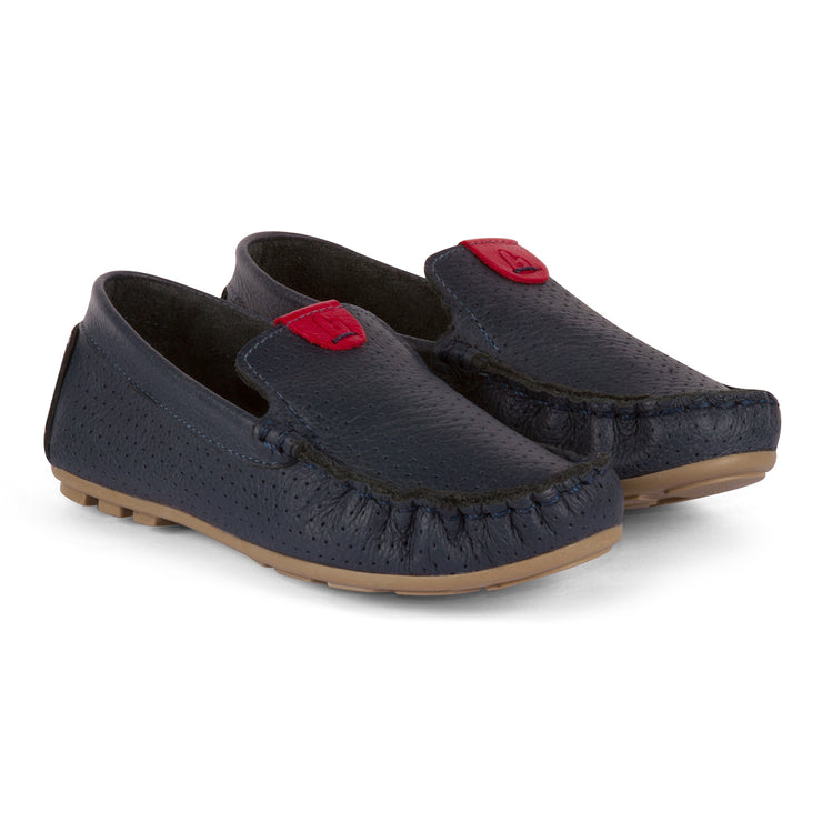 Mocassim New Navy