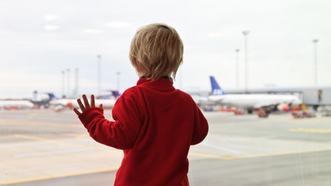 tips for travelling with a toddler