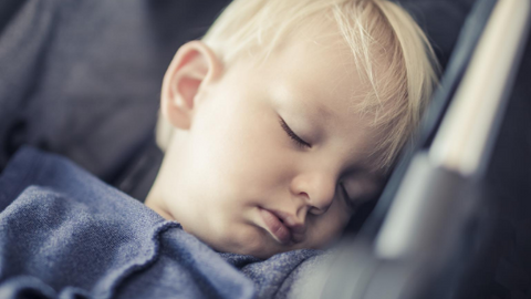 Prevention is better than 'no' when travelling with toddler