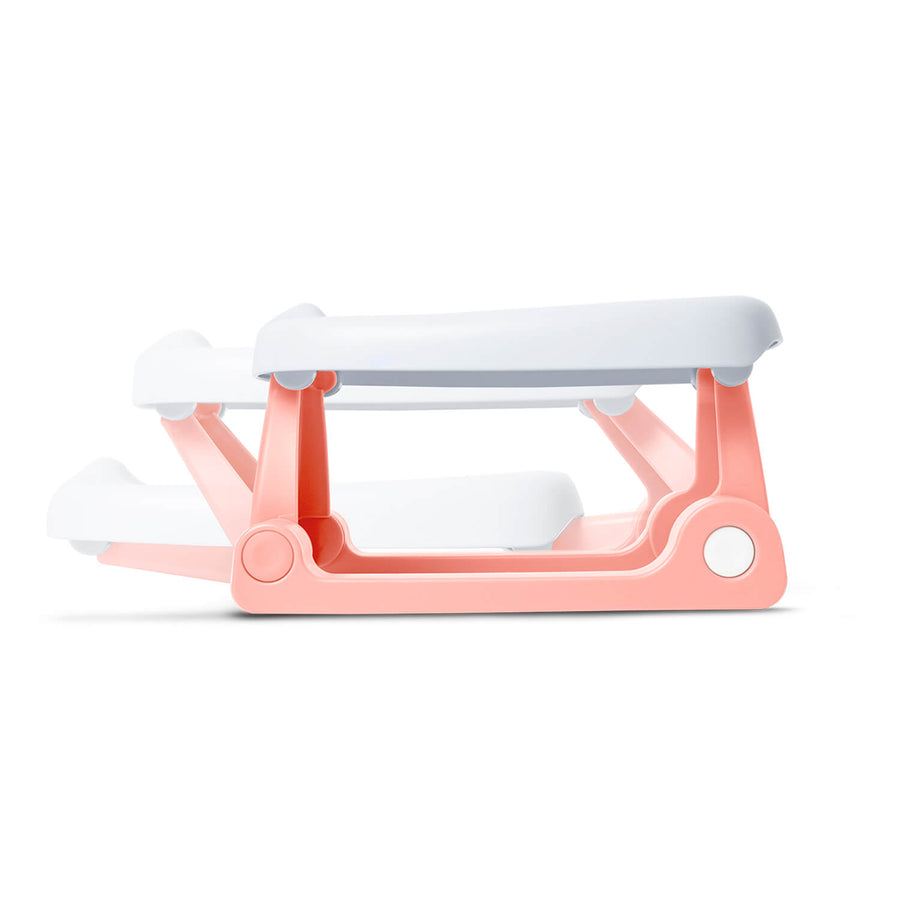 Folding travel potty - pink