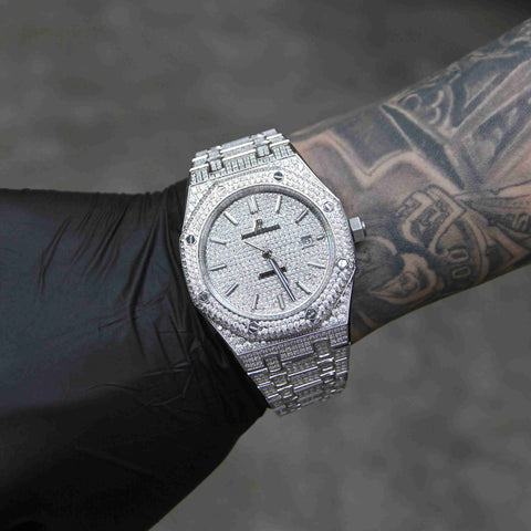 """Ap"" Diamond Watch"