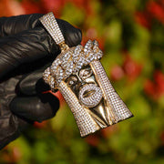 Jesus Custom Pendant (For reference only)