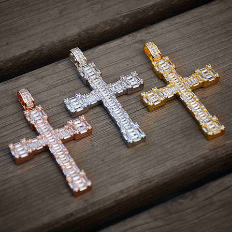 IcyWorld Baguette Cross (Three Colors)