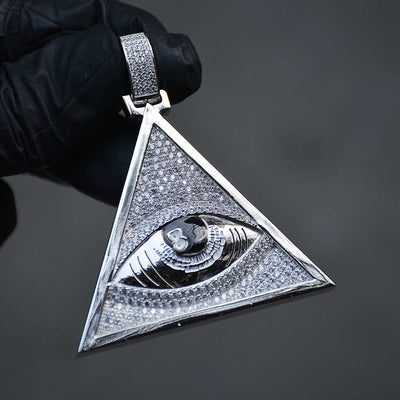 ''Illuminati'' Custom Pendant (For reference only)