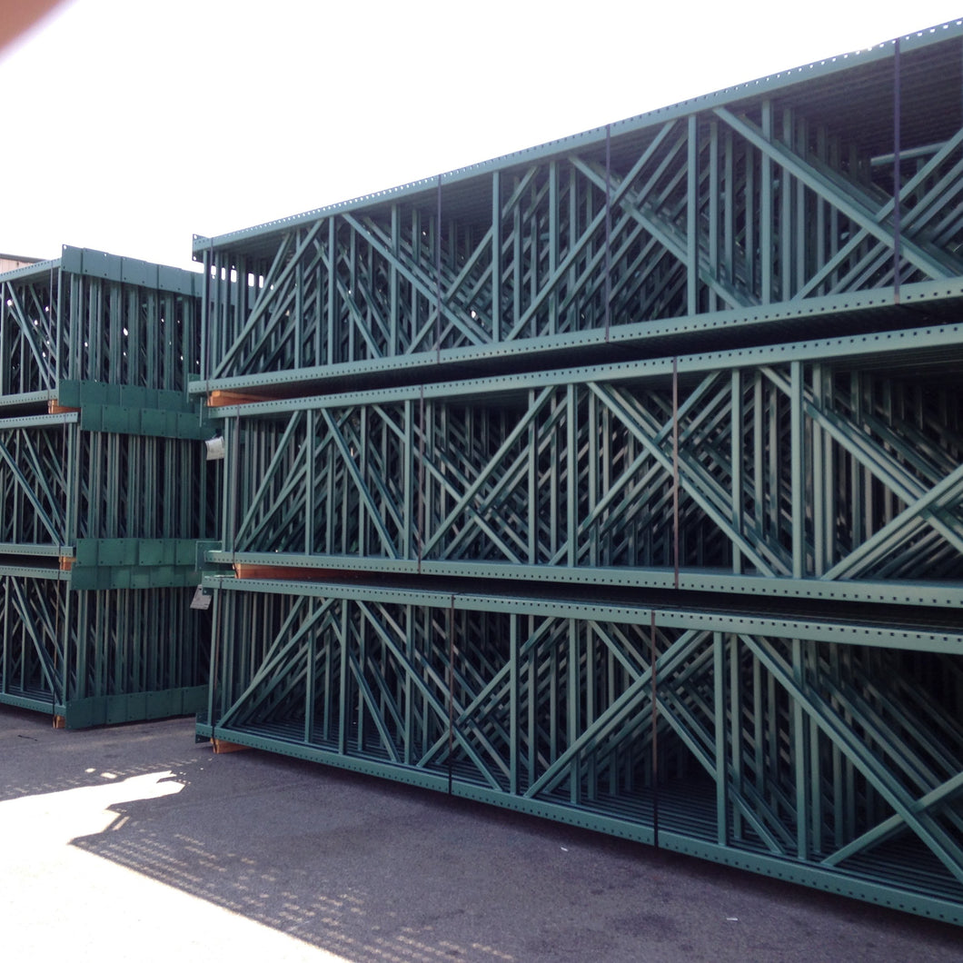Upright frame for sale - Hannibal pallet racking
