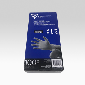 Business Starter PPE Kit: includes 100 nitrile gloves