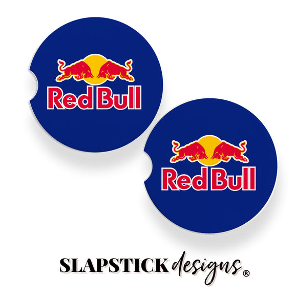 Red Bull Car Coasters