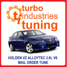 Load image into Gallery viewer, Holden VZ VE Alloytec 3.6L V6 Performance Tune 220kW Commodore Calais