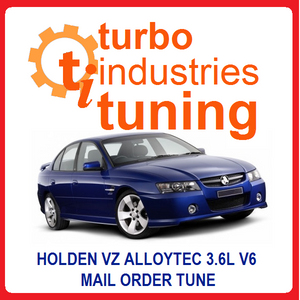 Holden VZ VE Alloytec 3.6L V6 Performance Tune 220kW Commodore Calais