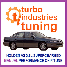 Load image into Gallery viewer, Holden VS Supercharged V6 Manual 190kw Chip XU6 Memcal Tune Commodore Calais
