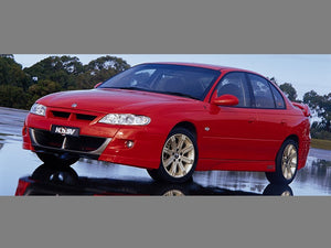 Holden VT VX Supercharged V6 Manual 190kw Chip XU6 Memcal Tune Commodore Calais