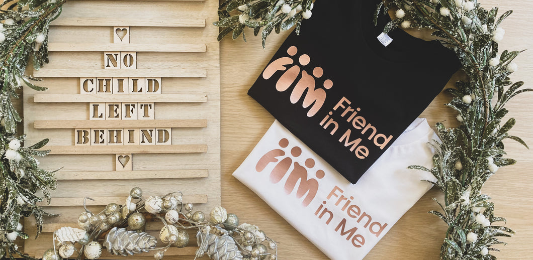 'Friend In Me' Kids Tee - Friend in Me + The Awaken Label