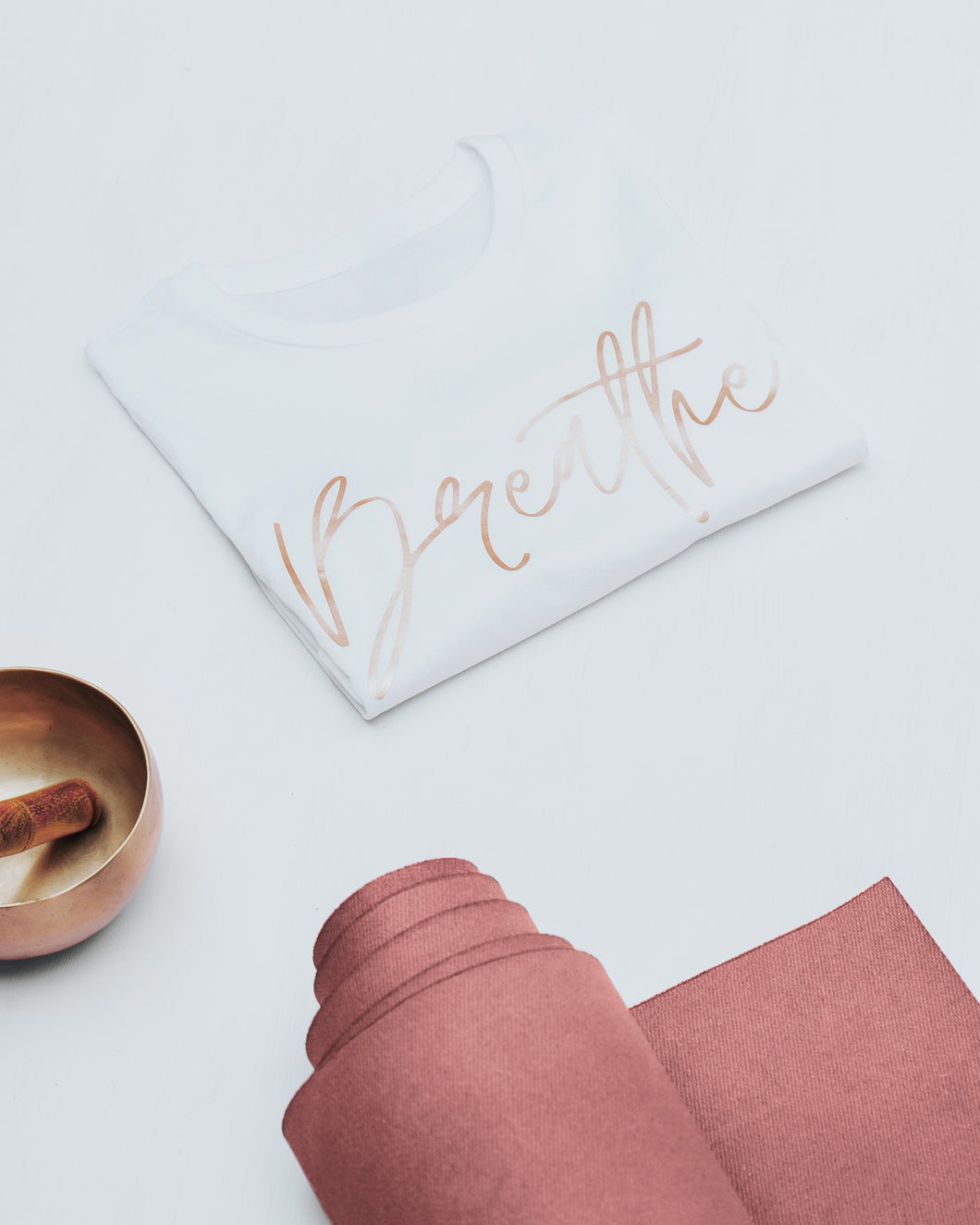 Breathe Womens Tshirt