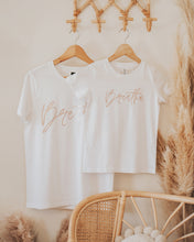 Load image into Gallery viewer, Breathe Rose Gold Kids Tee