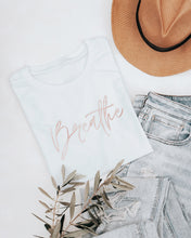 Load image into Gallery viewer, Breathe Womens Tshirt