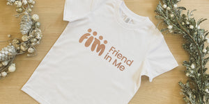 'Friend In Me' Womens Tee - Friend in Me + The Awaken Label